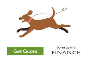 John Lewis - Dog and puppy insurance