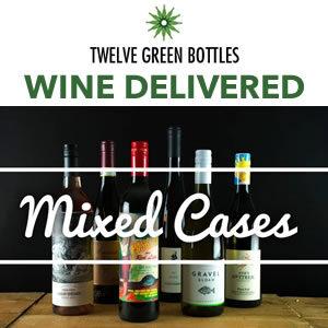 Twelve Green Bottle Wine Delivery