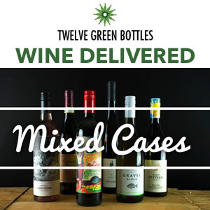 Twelve Green Bottle Wine Delivery