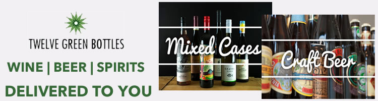 Twelve Green Bottles - Wine Home Delivery